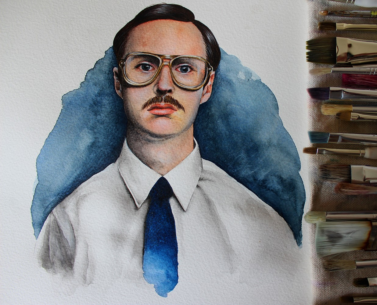 Fan Art - Kip Dynamite