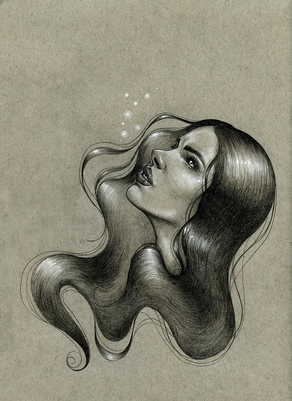 Sketch by artist Holly Khraibani
