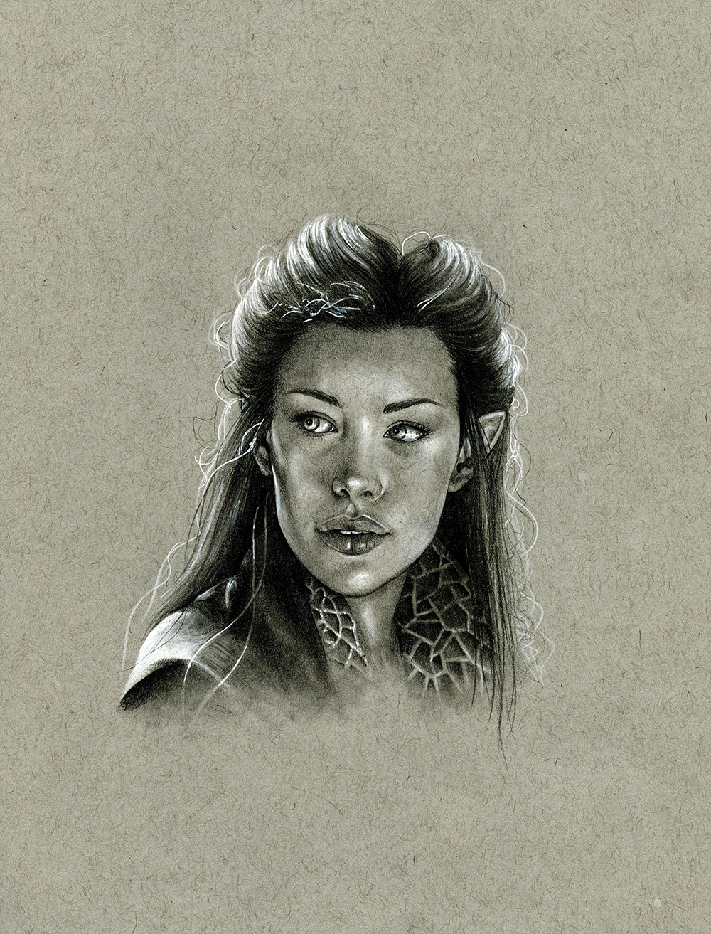 Arwen - Lord of the Rings Fan Art