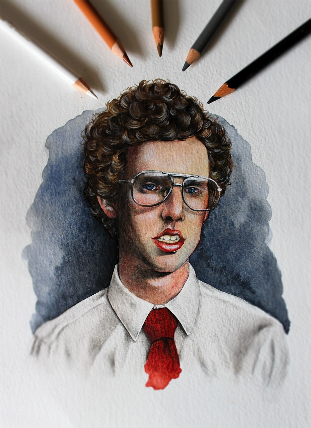 Fan Art - Napoleon Dynamite